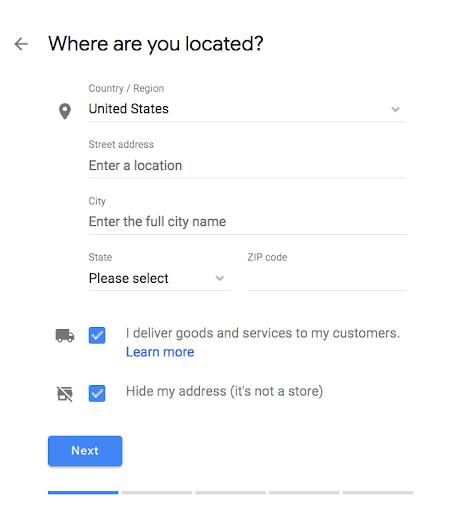Optimize location